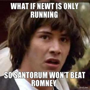 what-if-newt-is-only-running-so-santorum-wont-beat-romney-thumb