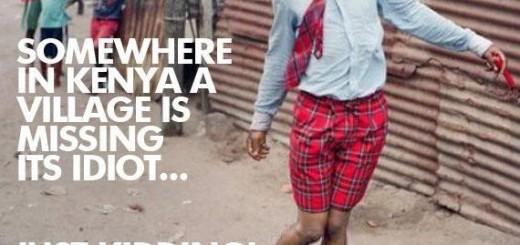 Obama Kenya Meme
