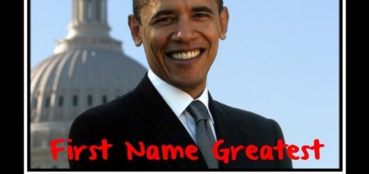 Obama Name Meme