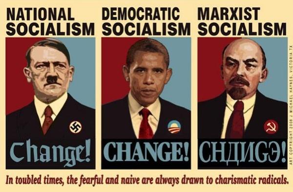 radical socialism meme