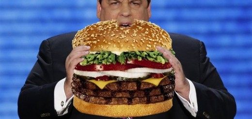 chris christie dont eat me