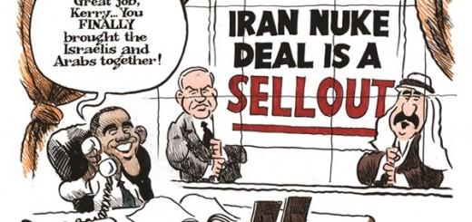 Iran Nuclear Deal Meme Israelis and Arabs