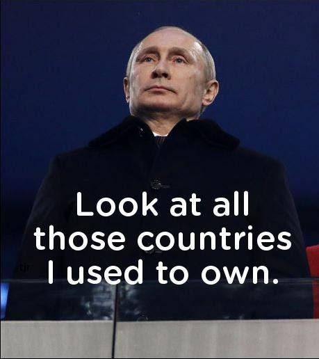 Vladimir Putin Meme