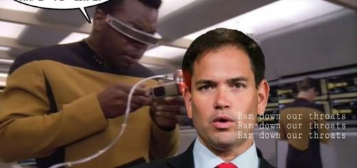 Marco Rubio Meme
