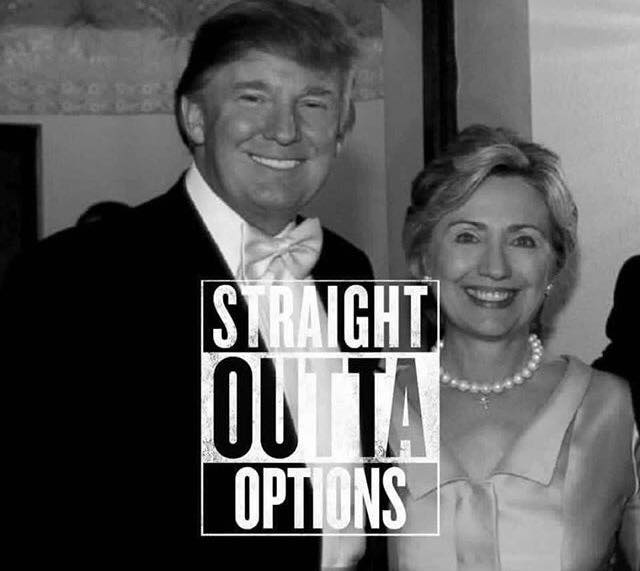 Hillary Clinton Donald Trump Meme
