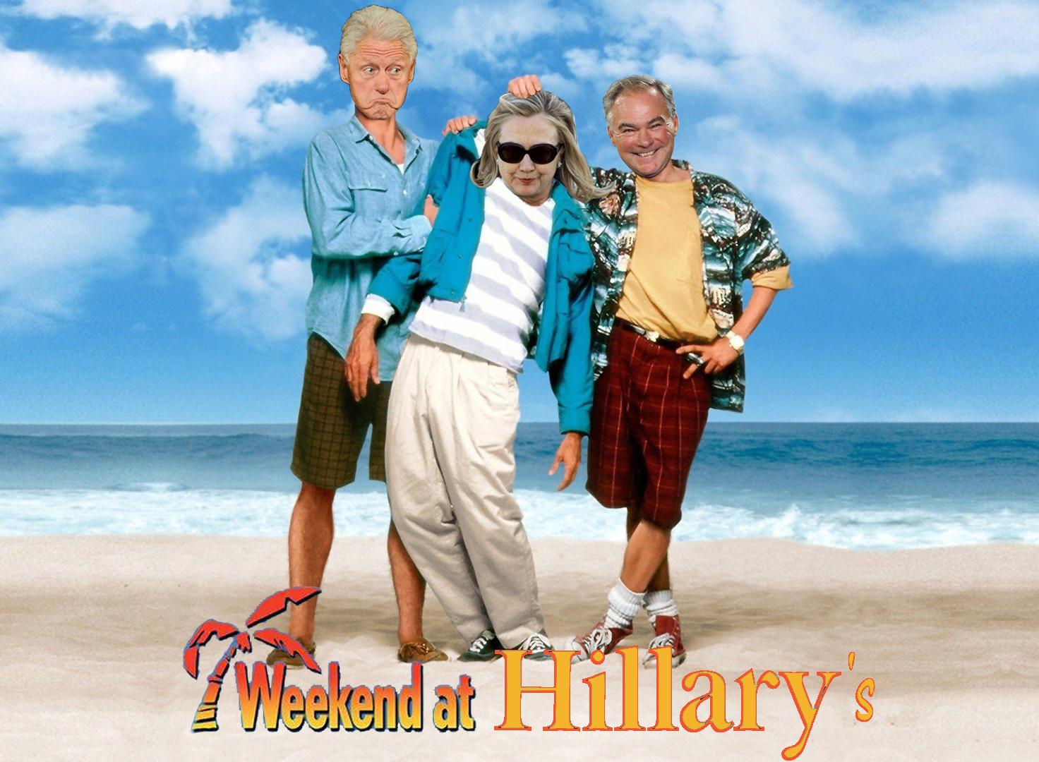 Hillary Clinton Health Meme